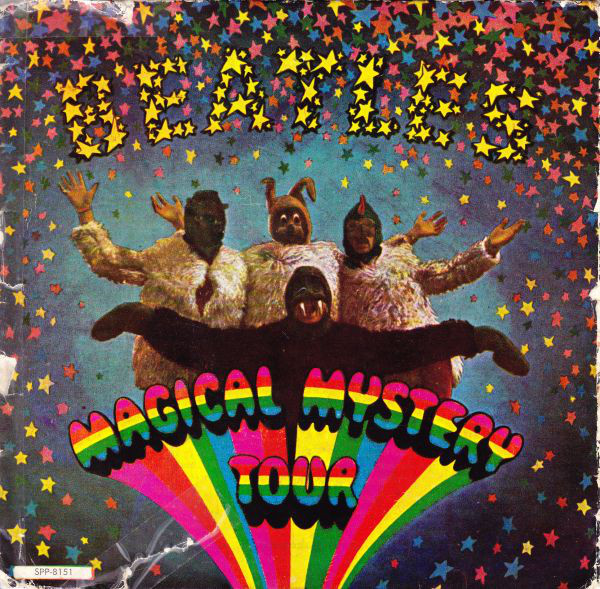 The Beatles - Magical Mystery Tour (2x7