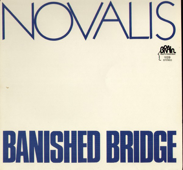 Novalis (3) - Banished Bridge (LP, Album, RE, Gat)