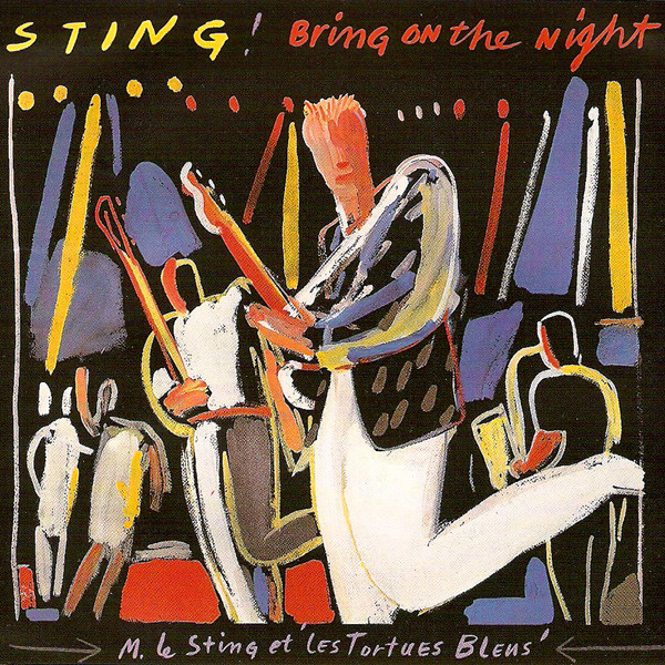 Sting - Bring On The Night (2xCD, Album)