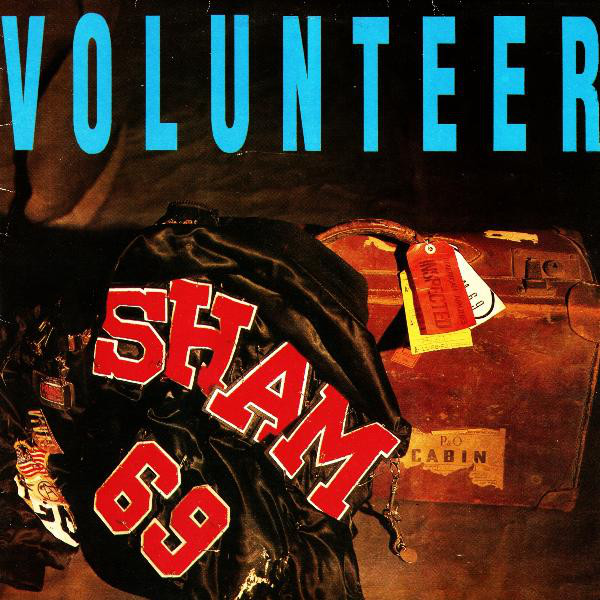 Sham 69 - Volunteer (LP, Album)