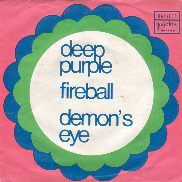 Deep Purple - Fireball (7