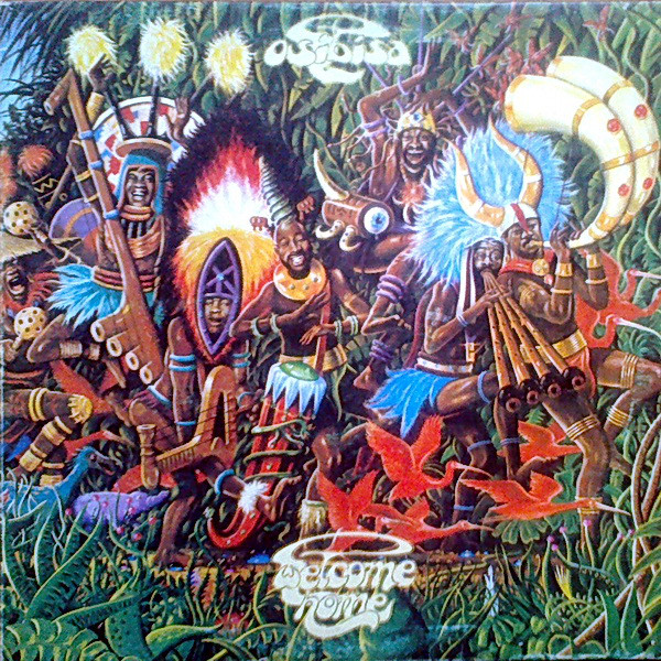 Osibisa - Welcome Home (LP, Album)