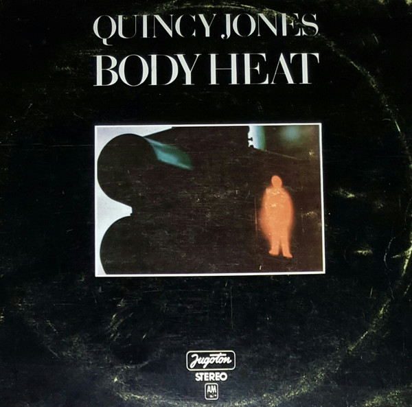 Quincy Jones - Body Heat (LP, Album)