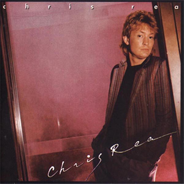 Chris Rea - Chris Rea (LP, Album, RE)