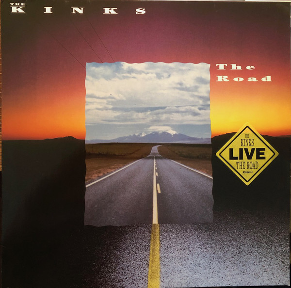 The Kinks - The Road (LP, Album)