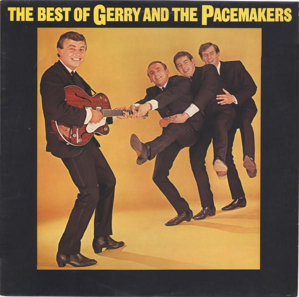 Gerry And The Pacemakers* - The Best Of Gerry And The Pacemakers (LP, Comp)