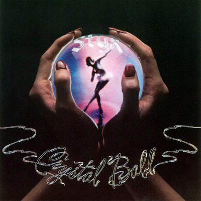 Styx - Crystal Ball (LP, Album)