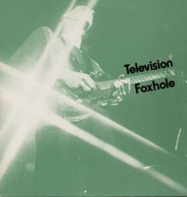 Television - Foxhole (12