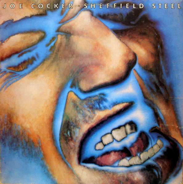 Joe Cocker - Sheffield Steel (LP, Album)