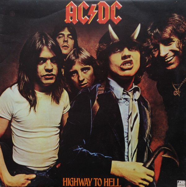 AC/DC - Highway To Hell (LP, Album)