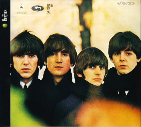 The Beatles - Beatles For Sale (CD, Album, Enh, RE, RM, Opt)