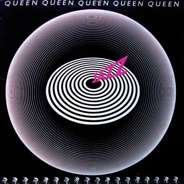 Queen - Jazz (LP, Album, Gat)