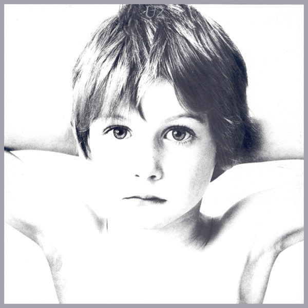 U2 - Boy (LP, Album, RE)