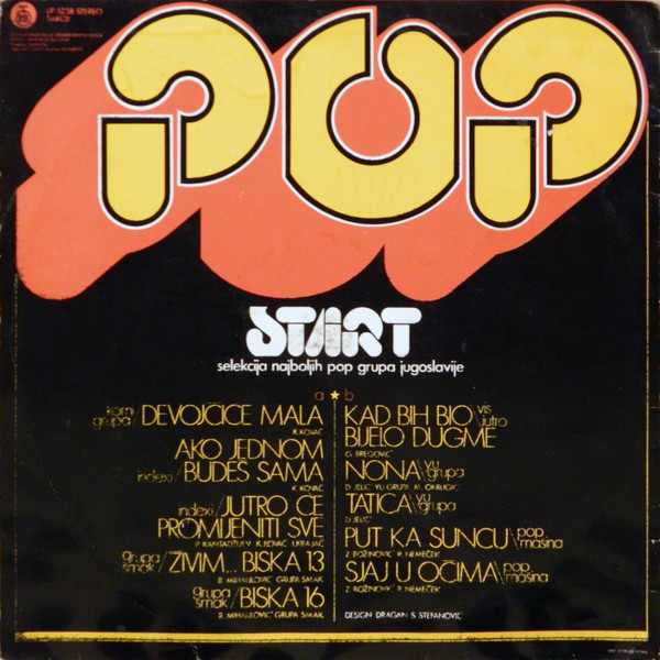 Various - Pop Start (LP, Comp)