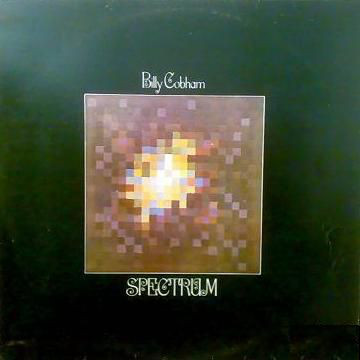 Billy Cobham - Spectrum (LP, Album, Gat)