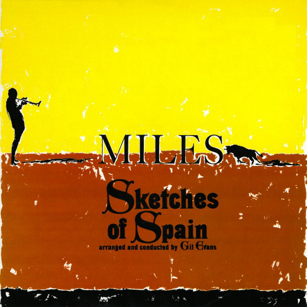 Miles Davis - Sketches Of Spain (LP, Album, RE)