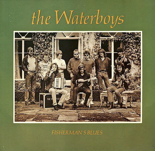 The Waterboys - Fisherman's Blues (LP, Album)