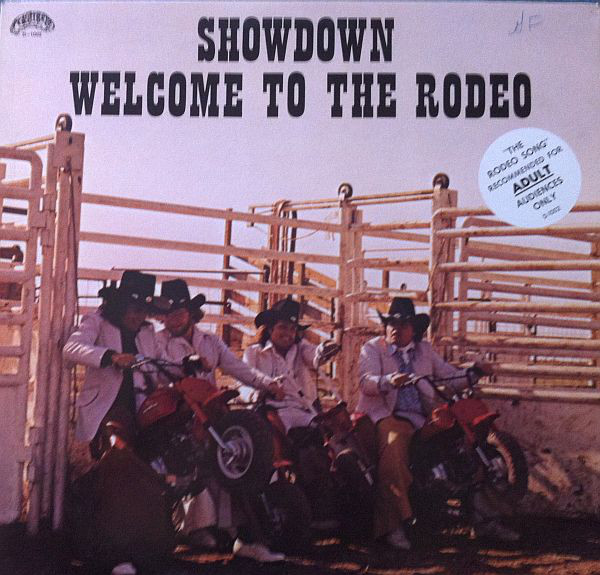 Showdown (4) - Welcome To The Rodeo (LP, Album)