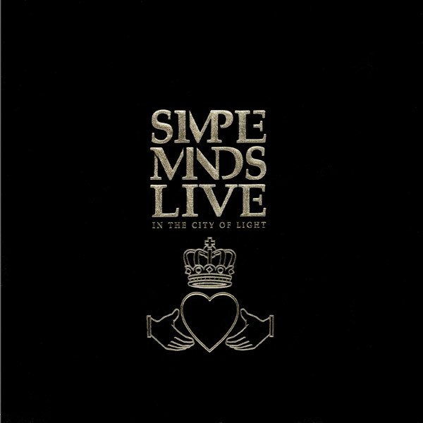 Simple Minds - Live In The City Of Light (2xLP, Album)