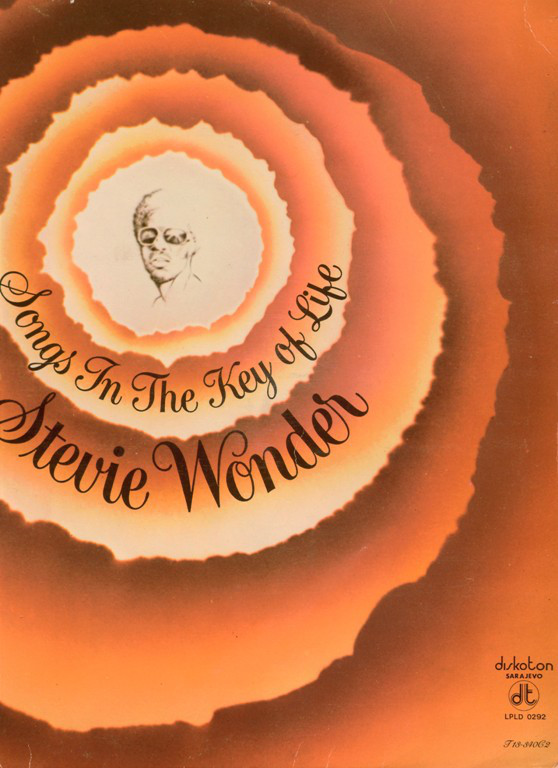 Stevie Wonder - Songs In The Key Of Life (2xLP, Album + 7