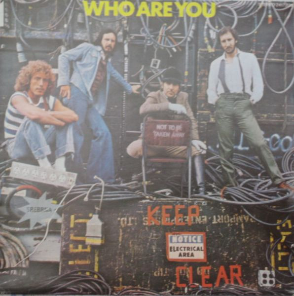 The Who - Who Are You (LP, Album)