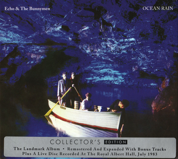 Echo & The Bunnymen - Ocean Rain (2xCD, Album, RE, RM)