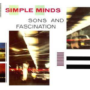 Simple Minds - Sons And Fascination (LP, Album)