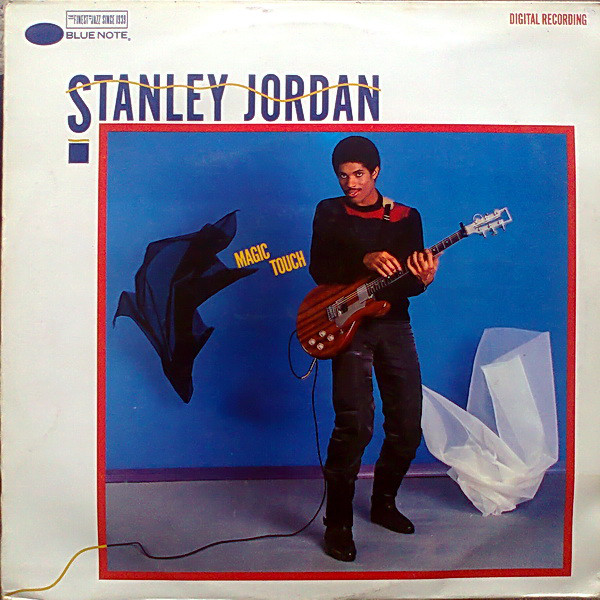 Stanley Jordan - Magic Touch (LP, Album)