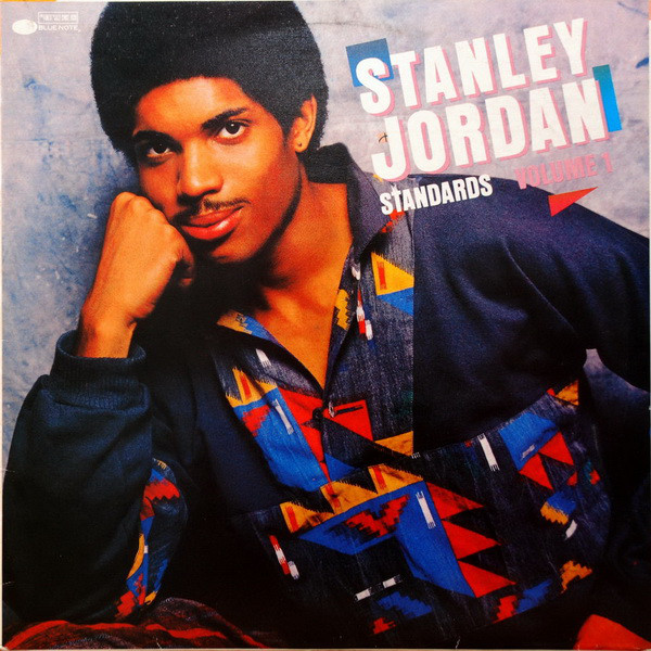 Stanley Jordan - Standards Volume 1 (LP, Album)