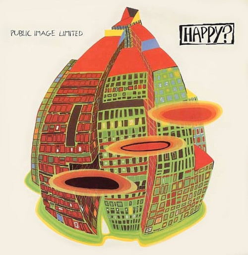 Public Image Limited - Happy? (LP, Album)