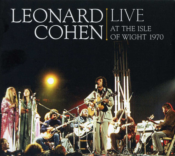 Leonard Cohen - Live At The Isle Of Wight 1970 (CD, Album + DVD-V, Copy Prot., NTSC, Dig)