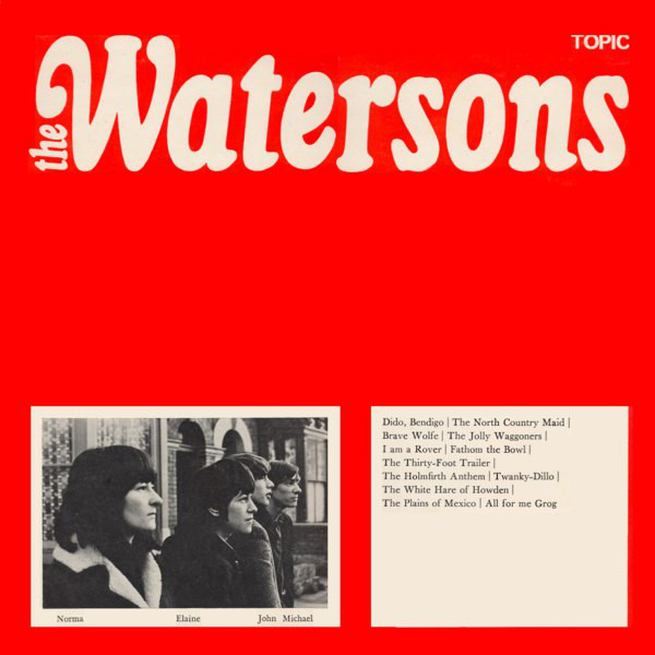 The Watersons - The Watersons (LP, Album)
