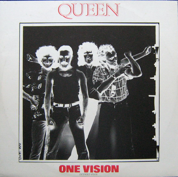 Queen - One Vision (Extended Vision) (12