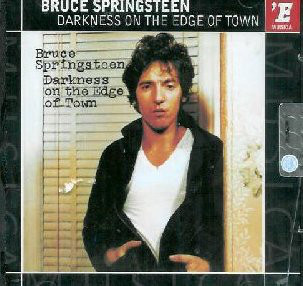Bruce Springsteen - Darkness On The Edge Of Town (CD, Album, RE)