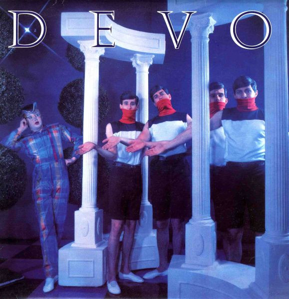 Devo - New Traditionalists (LP, Album)