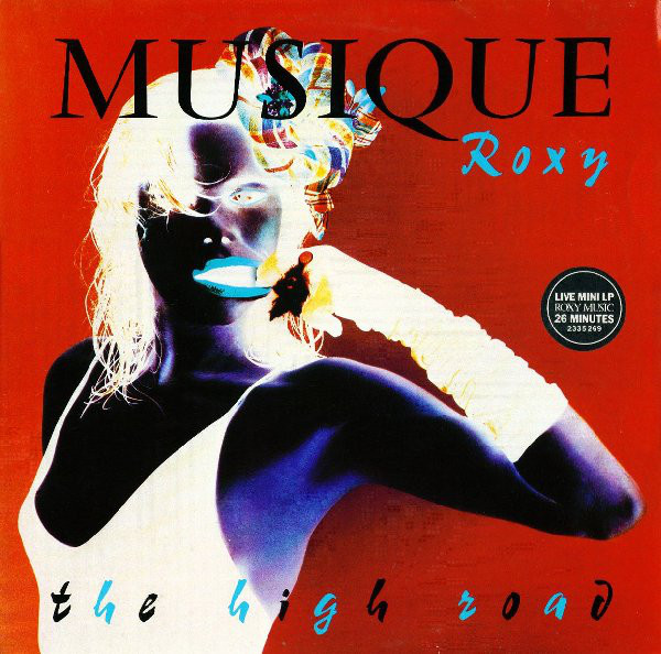Roxy Music - The High Road (12