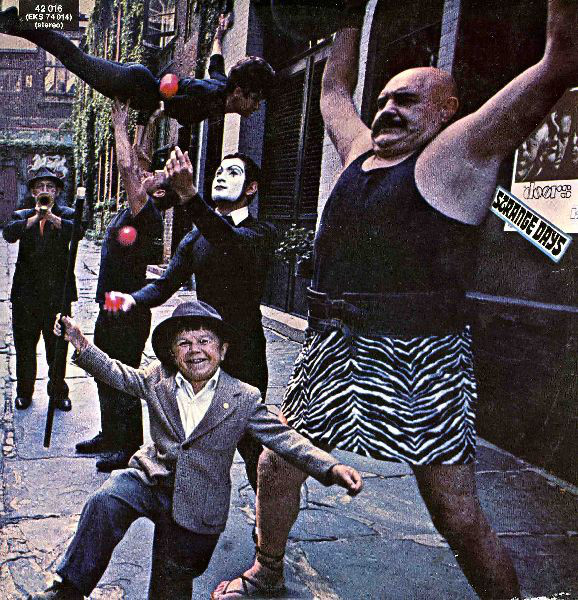 The Doors - Strange Days (LP, Album)