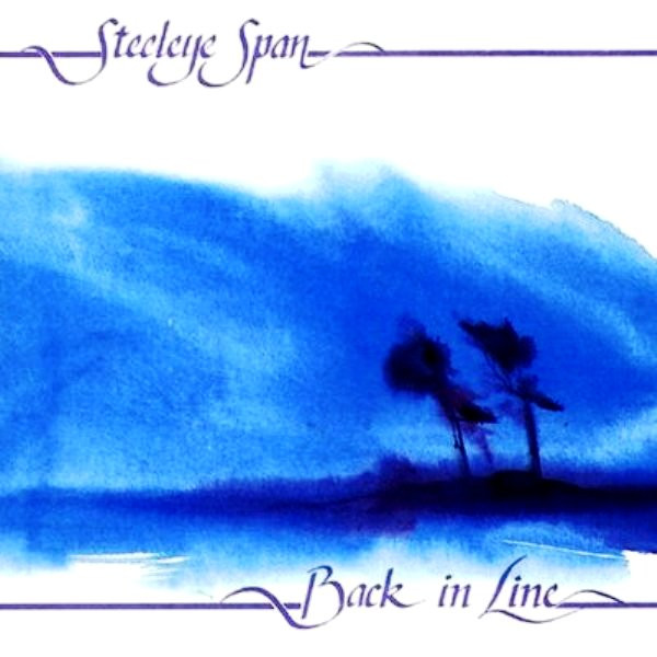Steeleye Span - Back In Line (LP, Album)