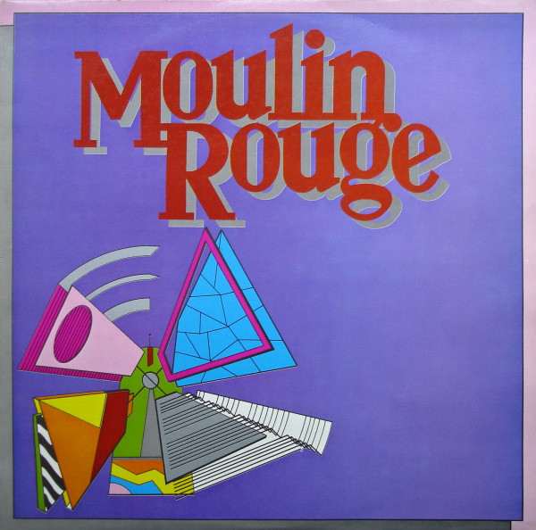 Moulin Rouge - Moulin Rouge (LP, Album)