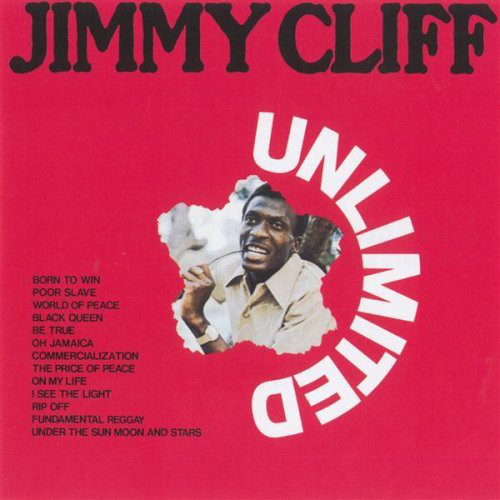 Jimmy Cliff - Unlimited (LP, Album, Gat)