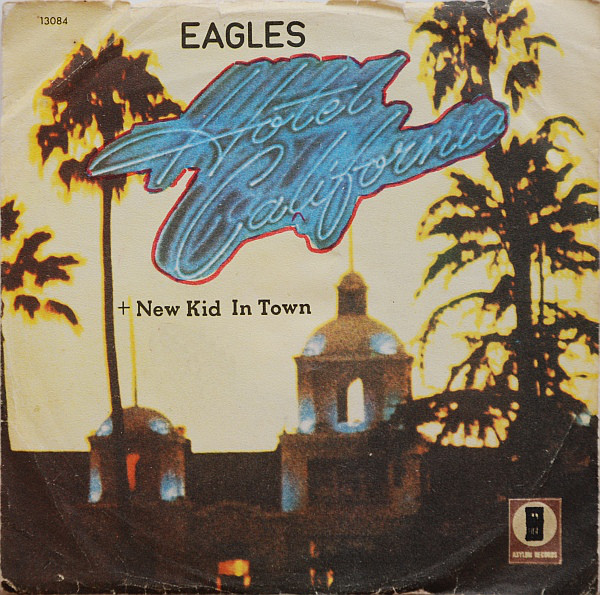 Eagles - Hotel California (7