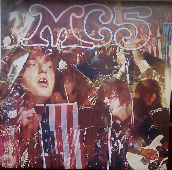 MC5 - Kick Out The Jams (LP, Album)