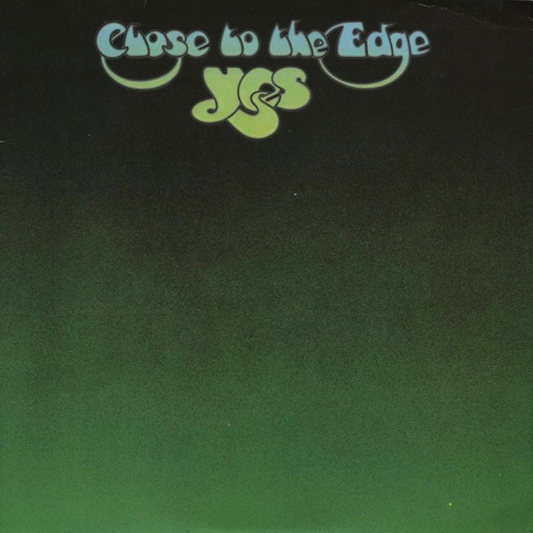 Yes - Close To The Edge (LP, Album, RE, Gat)
