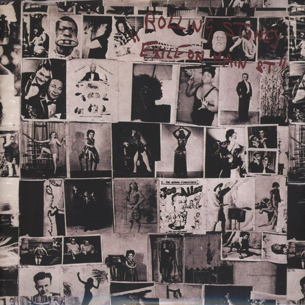 The Rolling Stones - Exile On Main St. (2xLP, Album, RE)