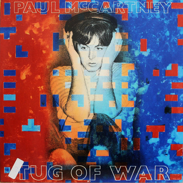 Paul McCartney - Tug Of War (LP, Album)