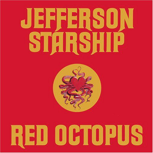 Jefferson Starship - Red Octopus (LP, Album)