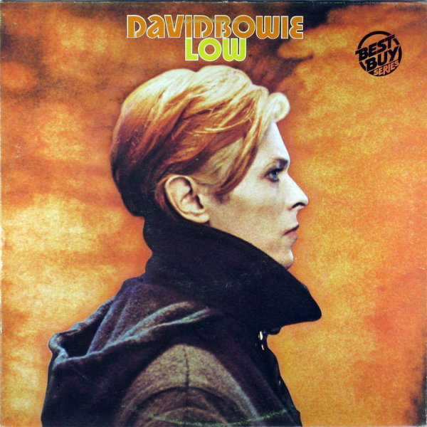 David Bowie - Low (LP, Album, RE, RM)