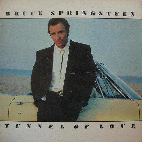Bruce Springsteen - Tunnel Of Love (LP, Album)