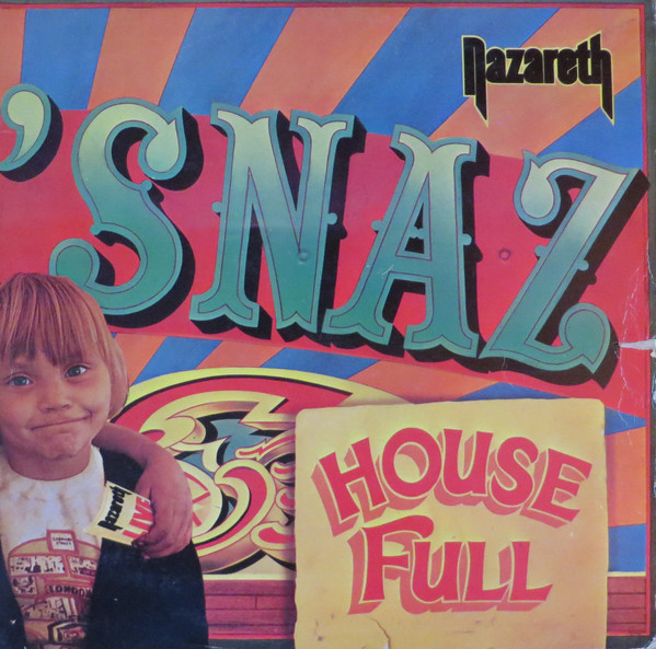 Nazareth (2) - 'Snaz (2xLP, Album) - Woodstock Shop