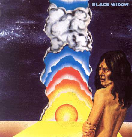 Black Widow (5) - Black Widow (LP, Album, RE)